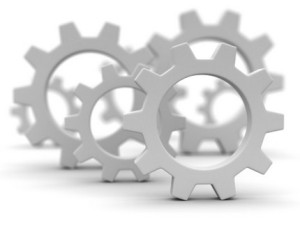 Online collaboration cogs